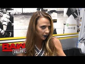 """Emma is furious about her latest """"chance"""": Raw Fallout, Aug. 14, 2017"""