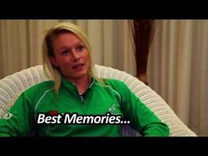 Nikki Symmons becomes most capped Irish female athlete ever