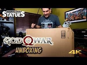 God of War Collectors Edition UNBOXING