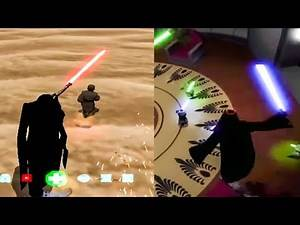 Star Wars Movie Duels: The Prequels Best Moments Gameplay