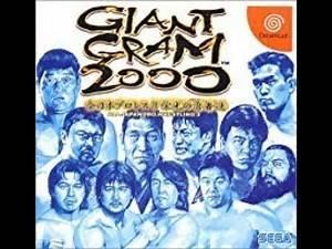 Giant Gram 2000 All Japan Pro Wrestling 3 DREAMCAST - Arcade Mode - Sky High Edge (1080p/60fps)