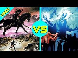 The Great Evil Beast Vs Fulcrum Death Battle [ Explained In Hindi ]
