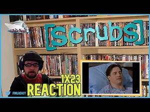Scrubs 1x23 'My Hero' Reaction and Review