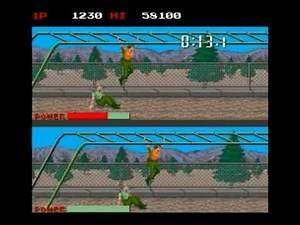 Combat School (Konami, 1987)