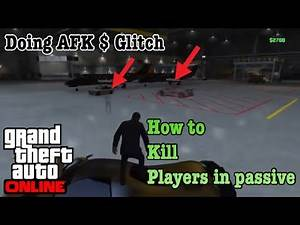 How To Kill Players In Passive Mode (GTA Online)