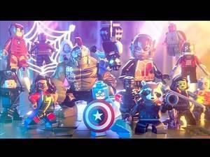Lego Marvel Super Heroes 2 (Video Game 2017)
