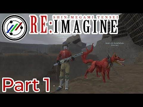 Returning To... | Shin Megami Tensei: RE:IMAGINE (Part 1)