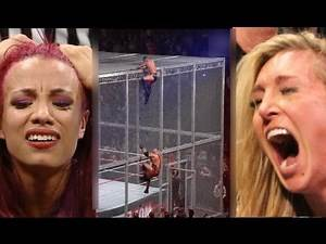 10 Reasons Sasha Banks Is Facing Charlotte in Hell in a Cell