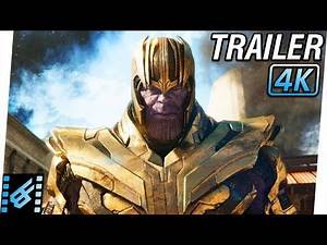 AVENGERS INFINITY WAR IMAX Trailer 2 (2018) 4K Ultra HD | Robert Downey Jr, Chris Evans, Tom Holland