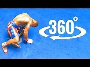 🥊 360 Video Boxing Best Rocky Balboa Creed Rise to Glory VR Virtual Reality 360 Winning fight