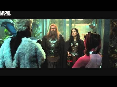 Thor: The Dark World (2013) Post-credits Scene #1