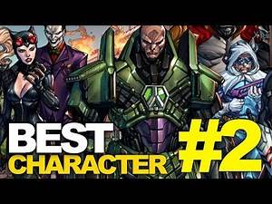 DC: UNCHAINED - Best Characters Revisited!