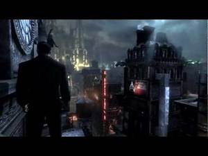Batman Arkham City - Walkthrough Ep.1 Bruce Wayne Escape [PC, PS3, XBox, iPad]