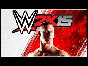 WWE 2K15 - Official Cover & New Logo!