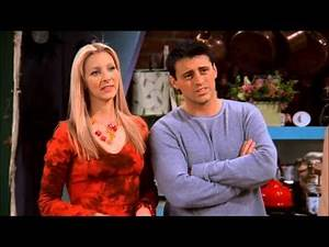 Friends - HD - That Is Brand New Information!