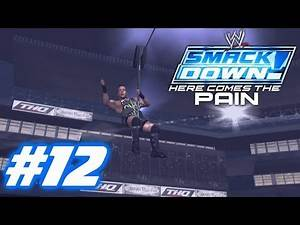 WWE SmackDown! Here Comes the Pain: Season Mode (RAW) Part 12