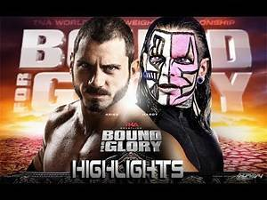 tna bound for glory 2012 highlights