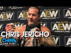 Chris Jericho's FFTF promo was completely unscripted, Hangman Page, Jon Moxley interview