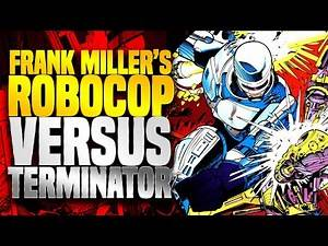 How Robocop Started Judgment Day! (Robocop Versus Terminator)