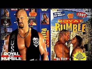 WWE Royal Rumble Review Series Ep. 10 || WWF Royal Rumble 1997 || Stone Cold Steals A Win!