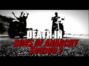 [Death Compilation] Sons of Anarchy: Season 1 (TV Series 2008–2014)