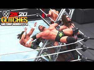 WWE 2K20 Glitches & Funny Moments Episode 14