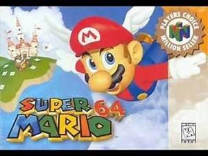 Super Mario 64 Sound Track-Game Over
