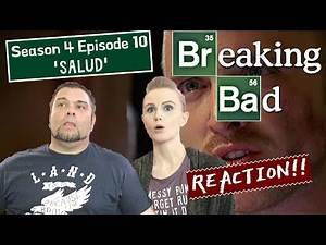 Breaking Bad   S4 E10 'Salud'   Reaction   Review