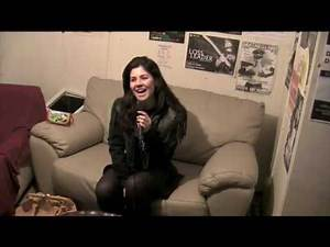 Marina And The Diamonds Interview by Powerful Peanuts TV (2009)