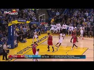 Chicago Bulls vs Golden State Warriors Full Game Highlights Feb 8, 2017 2016 17 NBA