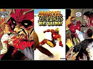 MARVEL ZOMBIES Return #2 l DEATH Of IRON-MAN