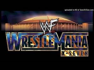 WWE WrestleMania X-Seven Theme Song - My Way (Low Pitched) (HQ HD)