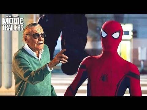 "Spider-Man: Homecomimg   ""Stan Lee"" Clip Trailer"