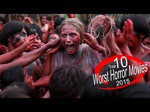 WORST HORROR MOVIES OF 2015 - Top 10