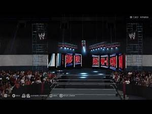 WWE 2K19: How To Make Super Showdown Arena