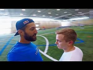 I Hit Neil In The Head With My Shot | Rabil Tour Minnesota