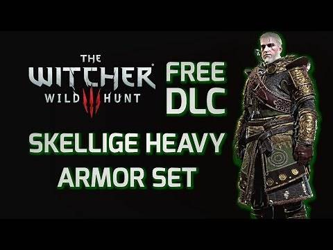 Witcher 3: Skellige/Undvik Armor Set Free DLC - How & Where to Get it