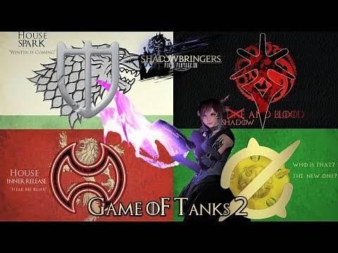 The best Tank in Final Fantasy XIV: Shadowbringers