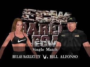 ECW Barely Legal Mod Beulah Mcgillicutty vs Bill Alfonso