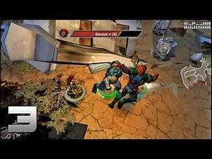 X-Men Legends II (PSP) walkthrough part 3