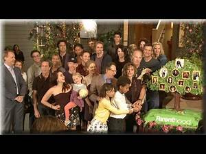 Parenthood 100th Episode - Cast Defines Show in One Word