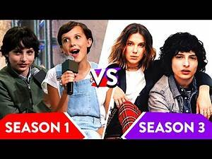 This Is How Stranger Things Kids Have Changed Through The Years | ⭐ OSSA