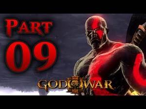 God Of War III 3 - Hermes (Fear Kratos)