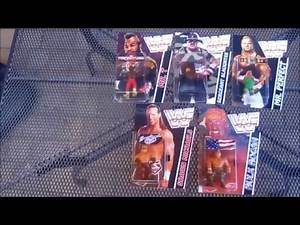 HasbroManiacs WWF Hasbro custom Figuren Mr. T Shawn Michaels Hulk Hogan SGT Slaugter Mr. Perfect