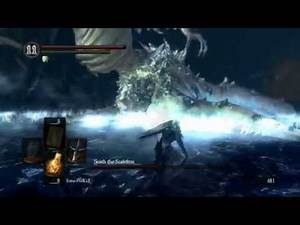 Dark Souls - Boss - How to - Seath the Scaleless