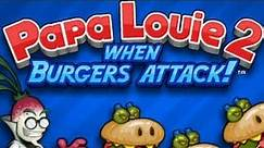 Papa Louie 2: When Burgers Attack! - Title Screen Music Extended