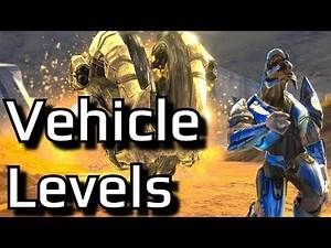 Why Halo's vehicle levels ROCK!!