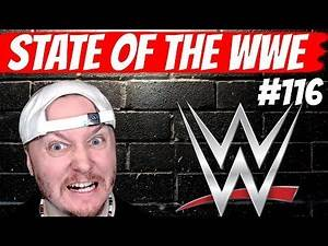 STATE OF THE WWE #116 - Alicia Fox Drunk ! Bruce Prichards REAL Role #WWE #RAW