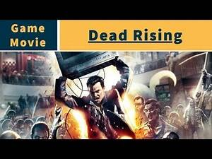 Dead Rising Remastered Game Movie All Cutscenes No Commentary