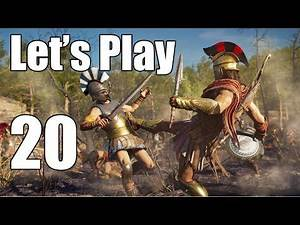 Assassin's Creed Odyssey - Let's Play Part 20: Ostracized